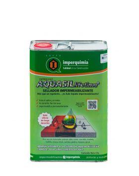 Impermeabilizante Transparente Aquasil Lifetime  4 Litros