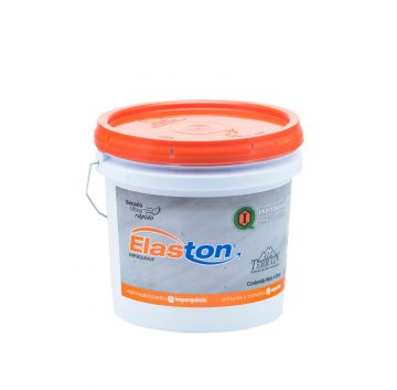 Impermeabilizante Acrílico Elaston 4 Blanco 4 Litros