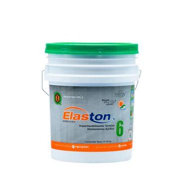 Impermeabilizante Acrílico Elaston 6 Blanco 19 Litros