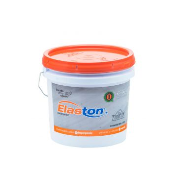 Impermeabilizante Acrílico Elaston 6 Rojo 4 Litros