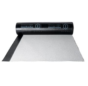 Rollo Prefabricado Uniplas Flexo Nano SBS 3.5mm Poliester Gravilla Blanco