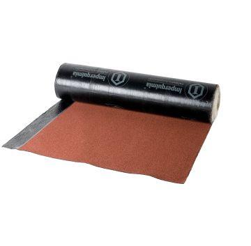 Rollo Prefabricado Uniplas Flexo Nano SBS 4.5 Polieste Gravilla Rojo